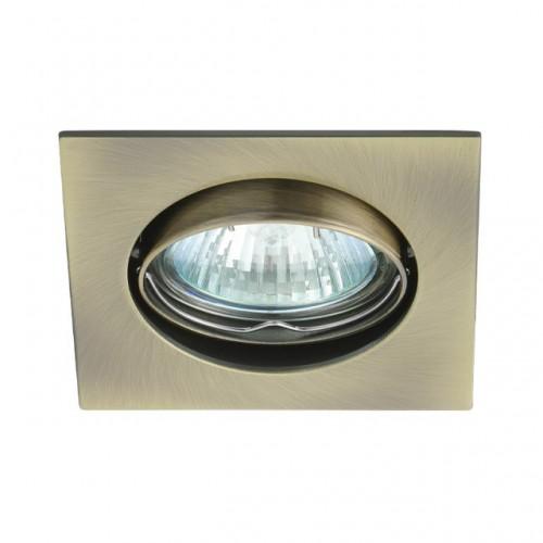 Kanlux  02554 NAVI CTX-DT10-AB, Beépithető lámpa