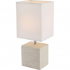 21675 Geri Globo 1*40w E14, Asztali lámpa
