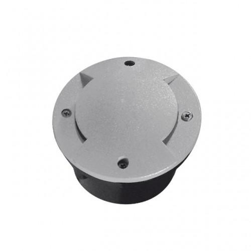 Kanlux  07281 ROGER DL-2LED6, Járófelületbe süllyeszthető lámpatest