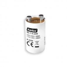 Kanlux 07180 BS-14-22W, fénycső gyújtó