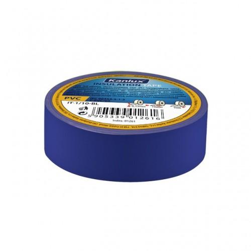 Kanlux 01275 IT-1/20-BL, szigetelő szalag
