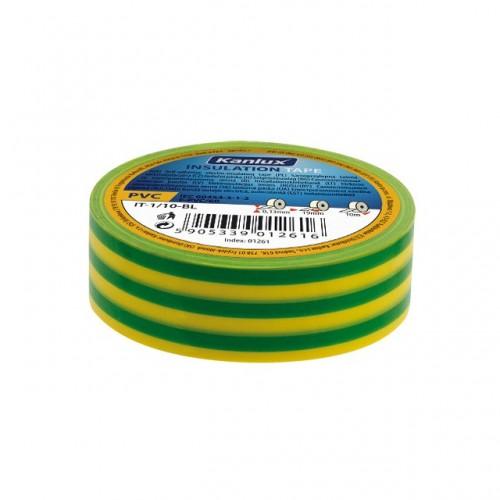 Kanlux  01277 IT-1/20-Y/GN, szigetelő szalag