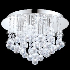 Eglo 94878 DL/4 G9 CHROM/KRISTALL Almonte, Mennyezeti lámpa