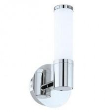 Eglo 95141 Led-WL/1 Chrom/Opal Palmera 1, Fali lámpa