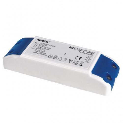 Kanlux 07301 RICO LED 15-24W, Elektronikus működtető POWER LED fényforrásokhoz