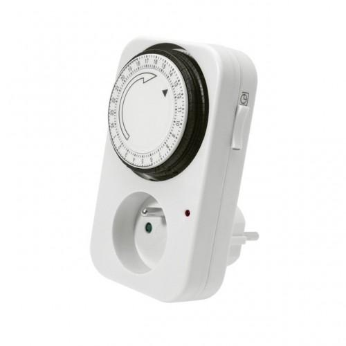 Kanlux 01001 STER TS-MF1, mechanikus időkapcsoló