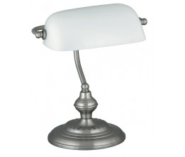 Rábalux 4037 Bank,  irodai asztali lámpa