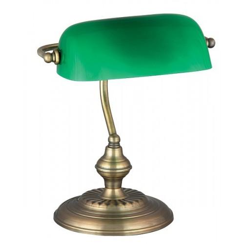 Rábalux 4038 Bank,  irodai asztali lámpa