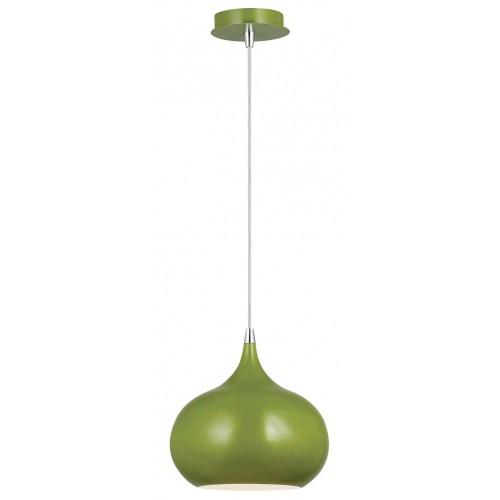 Lucide 31412/24/84 RIVA Pendant H206 D24cm E27 Green