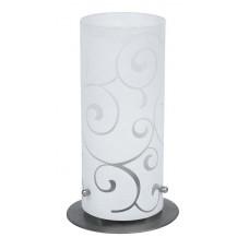 Rábalux 6393 Harmony lux, asztali lámpa kapcsolós vezetékkel