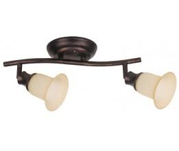 Rábalux 6066 Claire, spot  fali lámpa, 2 ágú