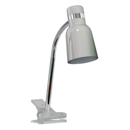 Rábalux 4292 Color, csíptetős asztali lámpa kapcsolós vezetékkel