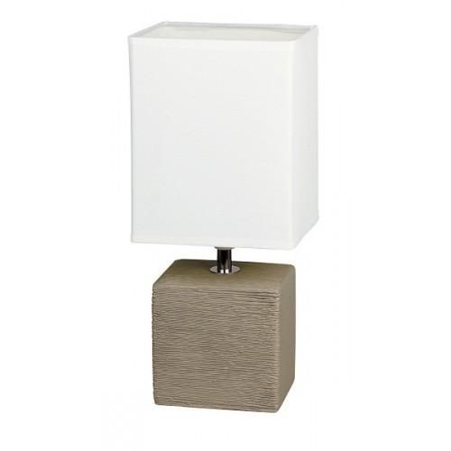 Rábalux 4930 Orlando, asztali lámpa kapcsolós vezetékkel
