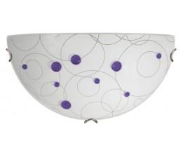Rábalux 1961 Jolly lilac, fali lámpa