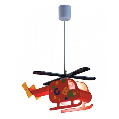 Rábalux 4717 Helicopter, függeszték