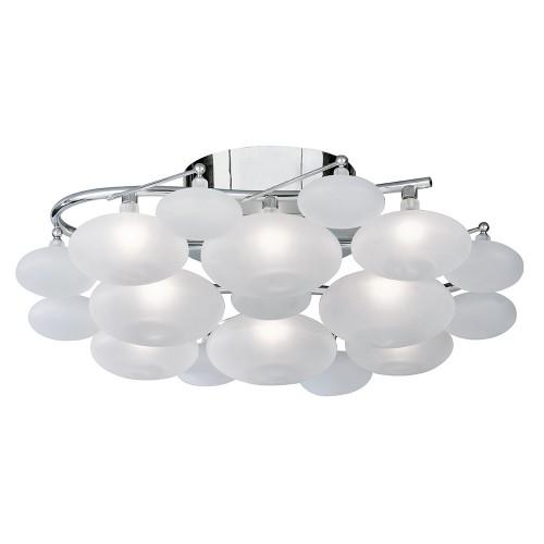 Searchlight 8408-8CC Dulcie, mennyezeti lámpa