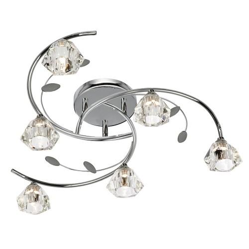 Searchlight 2636-6CC SIERRA , Mennyezeti lámpa