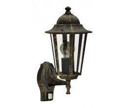 Rábalux 8218 Velence, kültéri lámpa mozgásérzékelővel