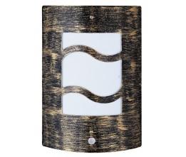 Rábalux 8518 Denver 4,kültéri lámpa mozgásérzékelővel, UV álló