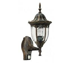 Rábalux 8370 Milano, kültéri lámpa mozgásérzékelővel