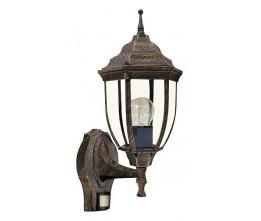 Rábalux 8458 Nizza, kültéri lámpa mozgásérzékelővel