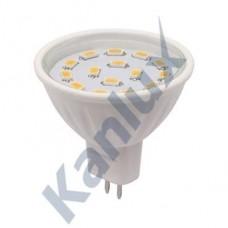 Kanlux 22203 LED15 C MR16-WW-B-4,5W